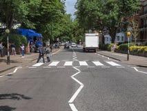 Abbey Road London het UK Stock Foto