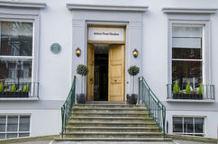 Abbey road recording studios Stock Photography