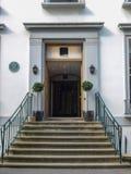 Abbey Road-studio's Royalty-vrije Stock Afbeeldingen