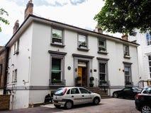 Abbey Road studior i London, hdr Fotografering för Bildbyråer