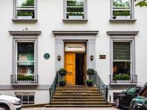 Abbey Road studior i London (hdr) Royaltyfria Bilder