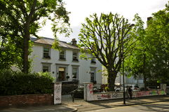 Abbey Road Studios, London Royalty Free Stock Photo