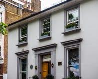 Abbey Road-Studios in London, hdr Lizenzfreies Stockbild