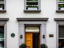 Abbey Road-Studios in London, hdr Lizenzfreies Stockfoto