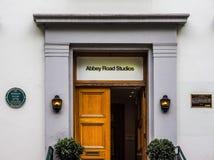 Abbey Road-Studios in London (hdr) Lizenzfreies Stockfoto