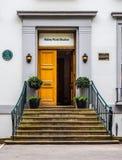 Abbey Road-Studios in London (hdr) Stockfoto