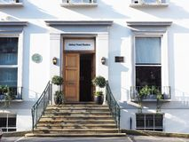 Abbey Road Studios Shop London, royalty free stock images