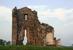 Abbey ruin Stock Image