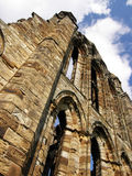 abbey ruin whitby Στοκ φωτογραφία με δικαίωμα ελεύθερης χρήσης
