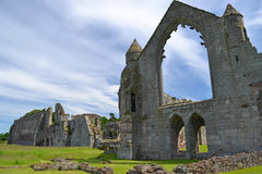 Abbey Ruins Foto de archivo