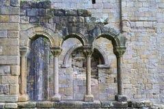 Abbey Ruins Fotos de archivo