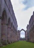 Abbey Ruins Fotografía de archivo