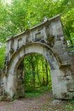 Abbey Ruins Imagenes de archivo