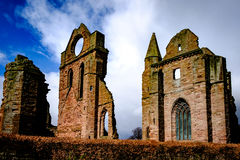 Abbey Ruins Photo stock