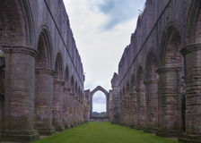Abbey Ruins Royalty Free Stock Images