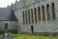 Abbey ruins, Ardfert, Ireland Stock Image