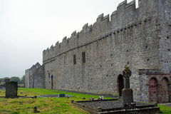 Abbey ruins, Ardfert, Ireland Stock Photography