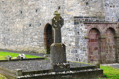 Abbey ruins, Ardfert, Ireland Royalty Free Stock Photography