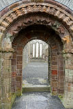 Abbey ruins, Ardfert, Ireland Stock Image