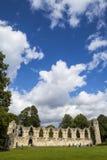 Abbey Ruins de St Mary en York Fotografía de archivo libre de regalías