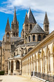Abbey of Saint Etienne Royalty Free Stock Photography