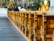Abbey of Saint Gall, St. Gallen, Switzerland Stock Photo