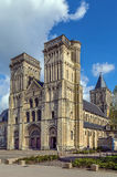 Abbey of Sainte-Trinite, Caen, France Royalty Free Stock Photography