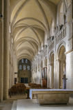 Abbey of Sainte-Trinite, Caen, France Stock Image