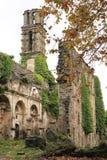 Abbey San Francesu histórica en la isla de Córcega, Francia Fotografía de archivo