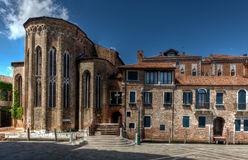 Abbey San Gregorio, Venice, Italy Royalty Free Stock Images