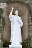 Abbey of Santa Maria de Montserrat Stock Image