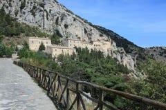 Abbey Santa Maria delle Armi. In Calabria Italy Royalty Free Stock Image