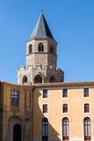 Abbey School real en Soreze, Francia Imagenes de archivo