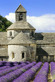 Abbey of Senanque Royalty Free Stock Photos