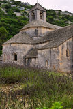 Abbey of Senanque in Provence, France Stock Images