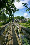 Abbey St Bathans, Schotse Grenzen, Schotland Royalty-vrije Stock Foto
