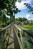 Abbey St Bathans skotska gränser, Skottland Royaltyfri Foto