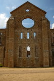 Abbey of St. Galgano, Tuscany Royalty Free Stock Images