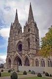 Abbey of St-Jean-des-Vignes in Soissons Royalty Free Stock Images