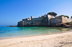 Abbey of St. Stefano. Monopoli. Puglia. Italy. Royalty Free Stock Photos