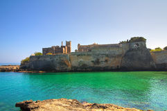 Abbey of St. Stefano. Monopoli. Puglia. Italy. Royalty Free Stock Images