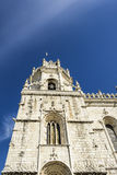 Abbey tower Royalty Free Stock Photos