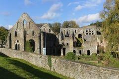 Abbey of Villers-La-Ville. The Abbey of Villers-La-Ville in Belgium Royalty Free Stock Image
