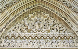 abbey westminster Royaltyfria Bilder