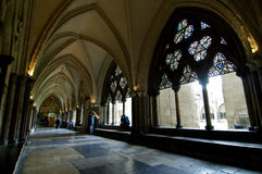 abbey westminster Arkivfoto
