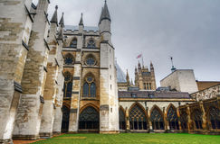 abbey westminster Arkivfoton