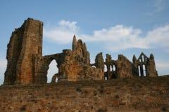 abbey whitby Στοκ Φωτογραφίες