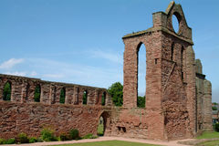 abbeyarbroath scotland Royaltyfri Foto