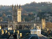 abbeybad Arkivbild