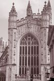 abbeybad england Arkivfoto